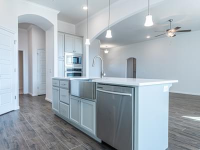 Kitchen. 1,876sf New Home