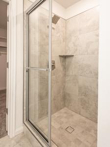 Master Bathroom. Brooke Elite New Home Floor Plan