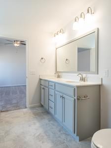 Master Bathroom. Brooke Elite Home with 3 Bedrooms
