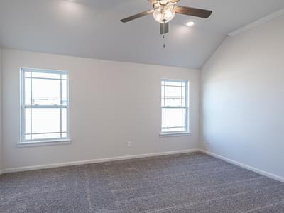 Master Bedroom. Brooke Elite New Home Floor Plan