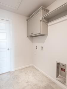 Utility. Brooke Elite New Home Floor Plan