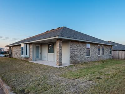 1,646sf New Home in Yukon, OK