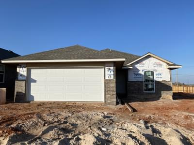 1,301sf New Home in Oklahoma City, OK