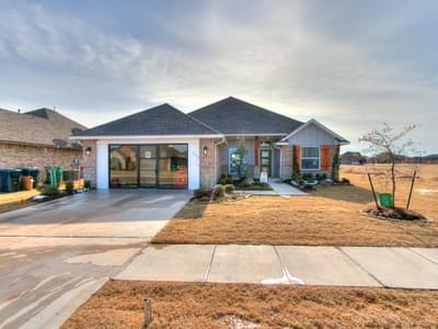 1,722sf New Home