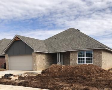 New Home for Sale in Edmond, 15308 Hill Branch Road