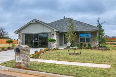 4br New Home in Yukon, OK
