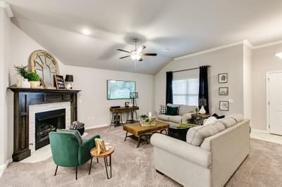 Lynndale New Home Floor Plan