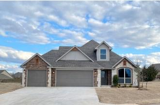 New Home for Sale in Norman, 2808 SE 42nd Street