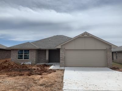 New Home for Sale in Norman, 3818 Mistwood Place