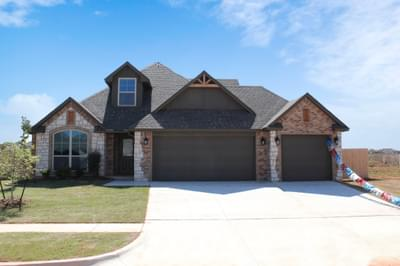 New Home for Sale in Edmond, 19524 Birchfield Drive