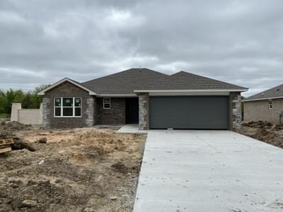 New Home for Sale in Tulsa, 14810 E 40th Place S