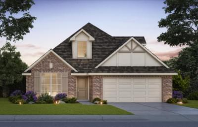 The Cameron Plus - 4 bedroom new home in Norman OK
