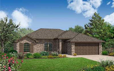 The Providence - 3 bedroom new home in Norman OK