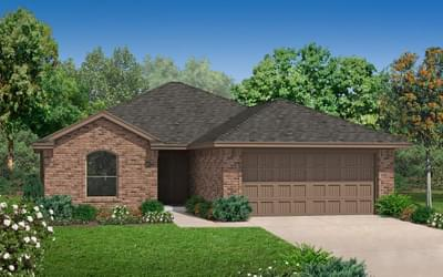 11629 SW 8th Circle Yukon OK new home for sale