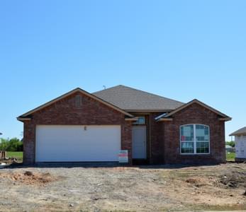 New Home for Sale in Broken Arrow, 4809 E Galveston Street