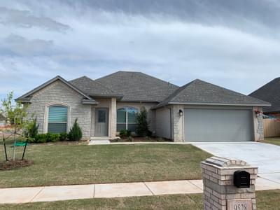 New Home for Sale in Edmond, 19528 Birchfield Drive