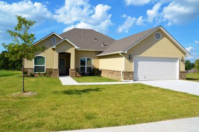New Home for Sale in Bixby, 14674 S Lakewood Place