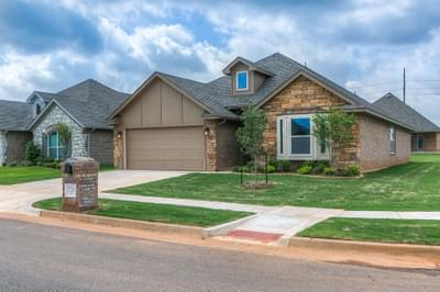 New Home for Sale in Bixby, 14656 S Lakewood Place