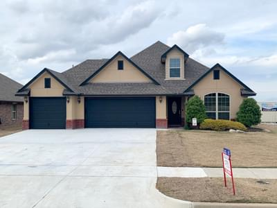 New Home for Sale in Bixby, 6473 E 148th Street