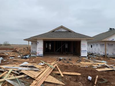 New Home for Sale in Edmond, 19601 Brookeville Drive