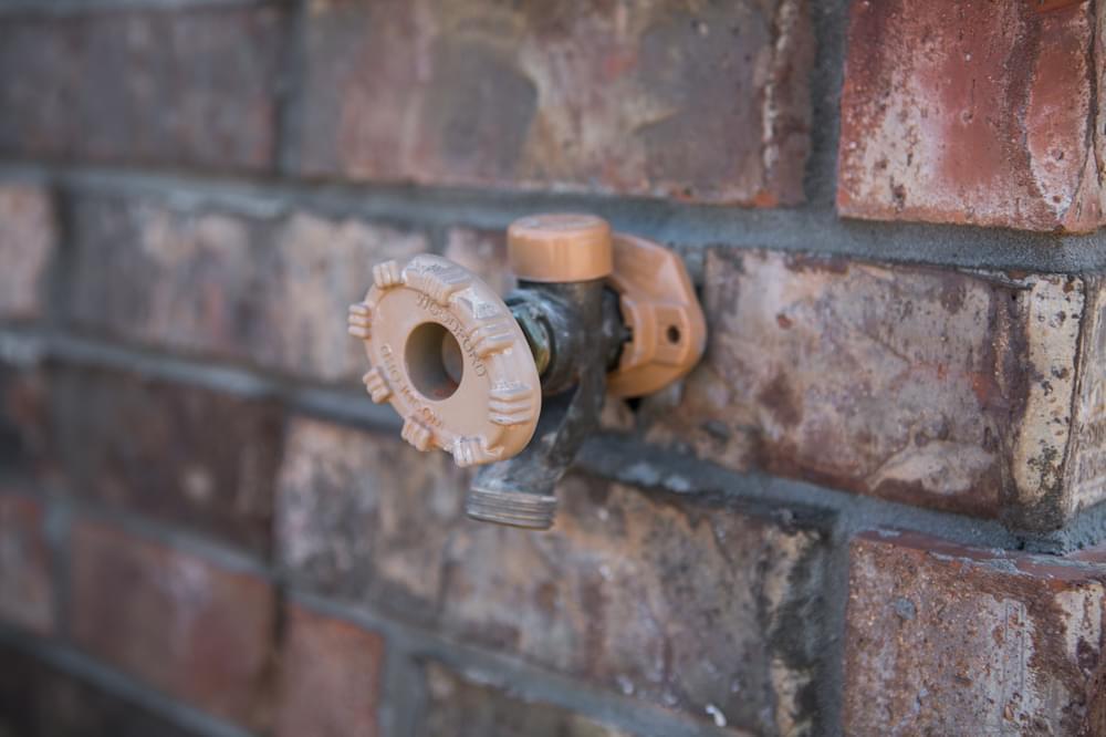 Woodford freeze proof spigot (model 19)