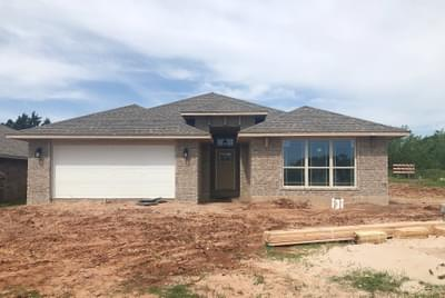 New Home for Sale in Norman, 4200 Condor Drive