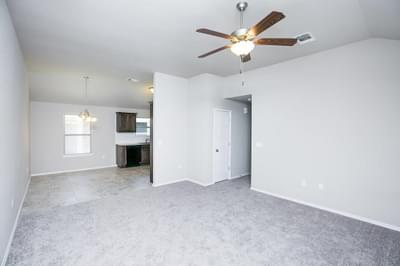 Carnation New Home in Chickasha, OK