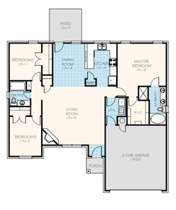 1,565sf New Home