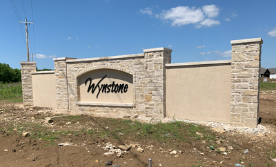 Wynstone new homes in Coweta OK