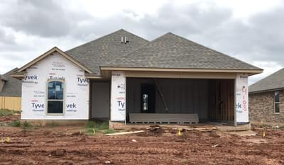 New Home for Sale in Edmond, 4108 NW 152nd Street