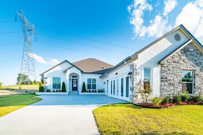Bixby, OK New Homes