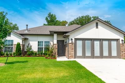 New Homes in Broken Arrow, OK