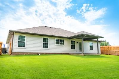 Villas at Bel Lago New Homes in Broken Arrow, OK