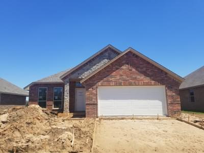 New Home for Sale in Oklahoma City, 1005 SW 140th Street