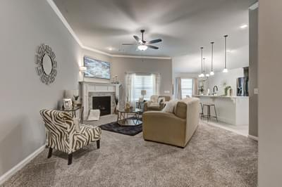 Aspen Ridge New Homes in Midwest City, OK