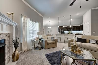 New Homes in Midwest City, OK
