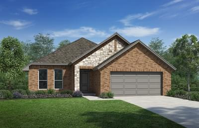 The Paisley Elite - 3 bedroom new home in Edmond OK