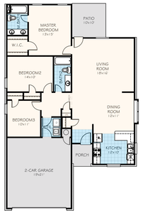 3br New Home in Collinsville, OK