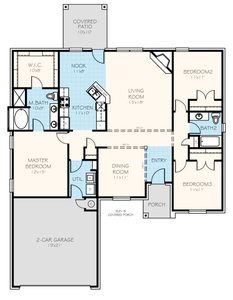 1,703sf New Home