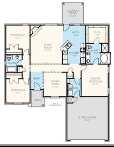 Carter Plus Elite New Home Floor Plan