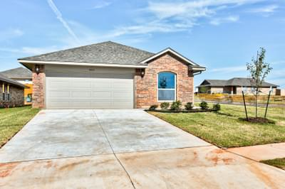 1,237sf New Home in Oklahoma City, OK