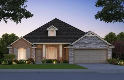1,823sf New Home in Edmond, OK