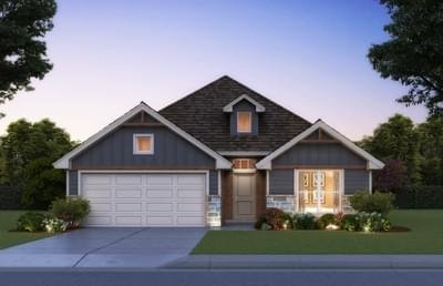 13929 Bedoya Road Piedmont OK new home for sale