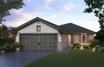 1,301sf New Home in Edmond, OK