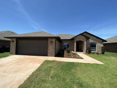9217 SW 48th Terrace Oklahoma City OK new home for sale