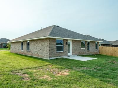 1,806sf New Home in Yukon, OK