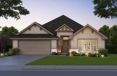 Home Creations -  Elevation B