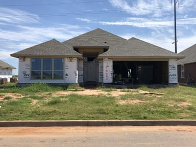 1,875sf New Home in Edmond, OK