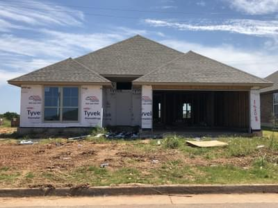 1,689sf New Home in Edmond, OK
