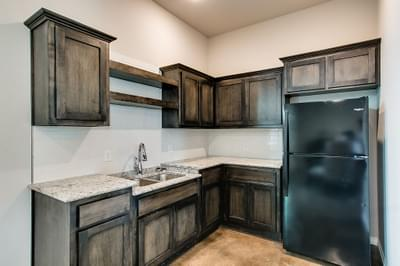 Clubhouse. New Homes in Edmond, OK